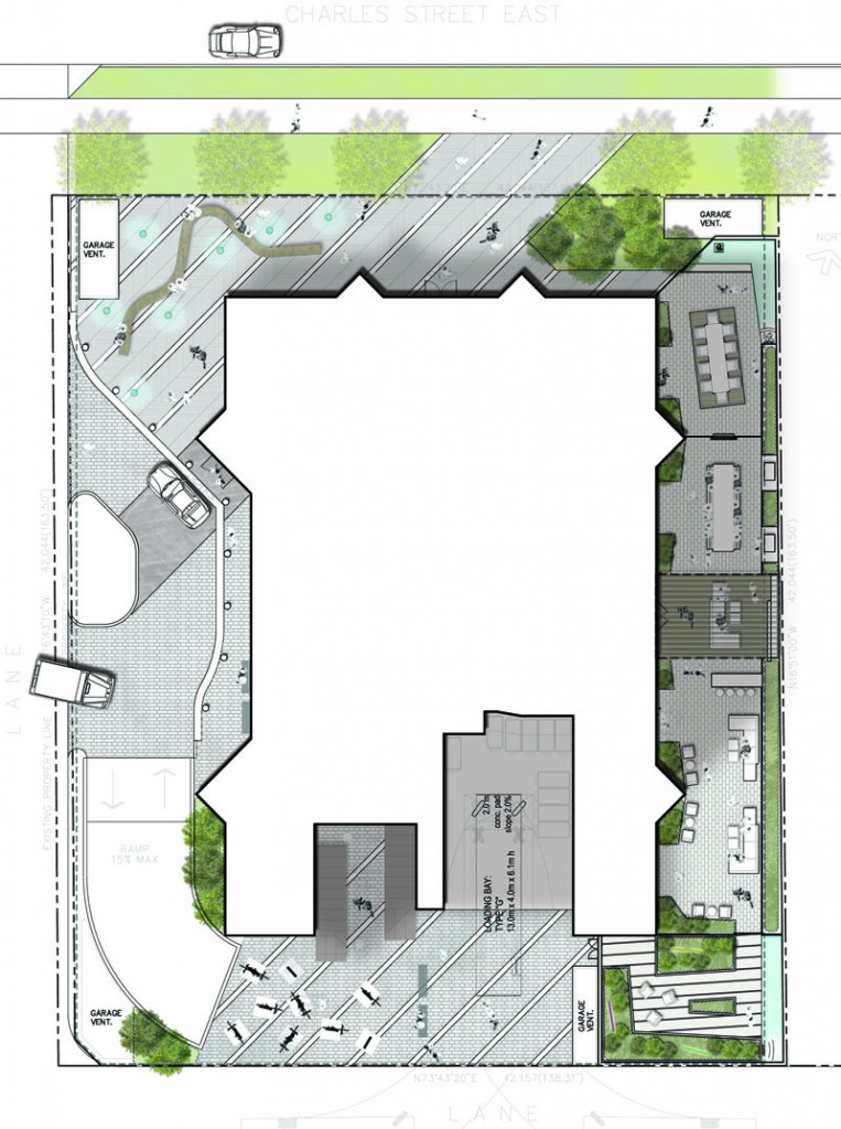 CHAZ Landscape Plan