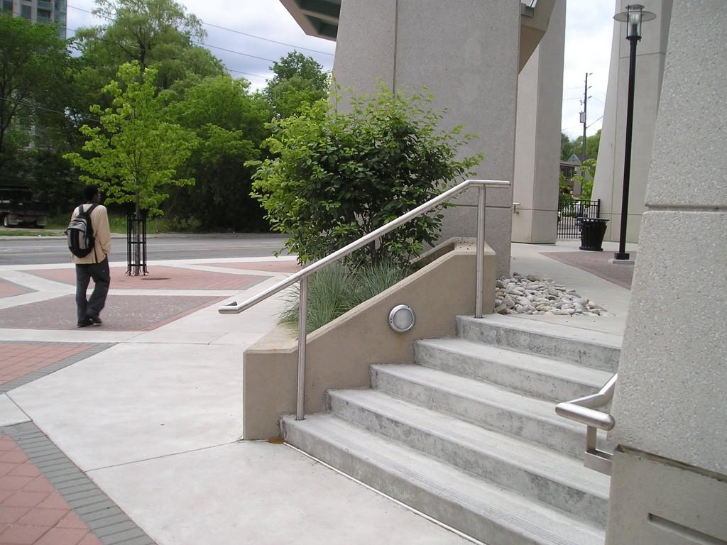 Pedestrian Gateways