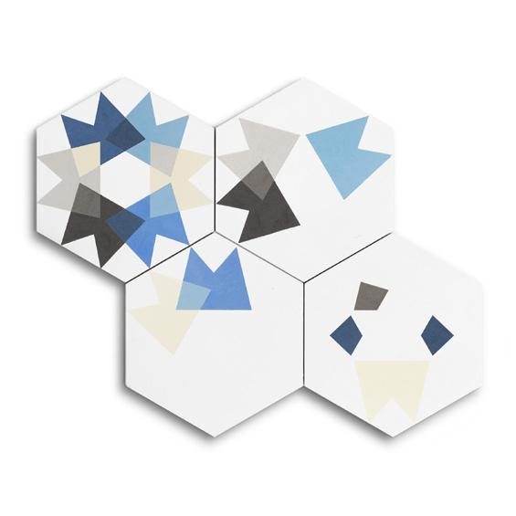 cement tiles by Entic Design